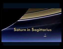saturn in sag