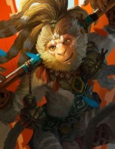 feng monkey